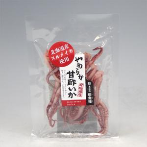 伍魚福 やわらか甘酢いか 38g  [770069]