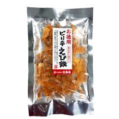 伍魚福 ピリ辛えび鉄 50g  [770138]