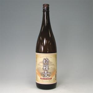 アサヒ 本格焼酎 綺羅麦 25゜ 1.8L  [77019]