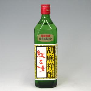 紅乙女 胡麻焼酎 25゜ 720ml  [77065]