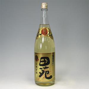 田苑 麦貯蔵 金ラベル 瓶25゜1.8L  [77073]