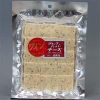 伍魚福 ブラックペッパーチーズ 58g  [770835]