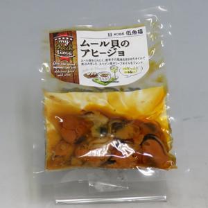 伍魚福 ムール貝のアヒージョ 60g  [770961]