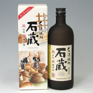 石蔵 芋 25° 白金酒造 720ml  [77117]