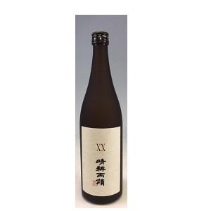 晴耕雨読××(ダブルエックス) 芋 25゜ 720ml  [77449]