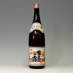 紫尾の露 芋焼酎 25゜ 軸屋酒造1.8L  [78021]