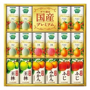 カゴメ 野菜フルーツ国産プレミアム YFP-30  [796761]