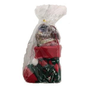 クリスマス ファンシーソックスブーツ 65g  [8014]