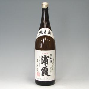 浦霞 純米酒 1800ml   [802]