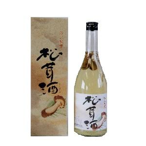 松茸酒 14°     信州銘醸720ml  [80285]