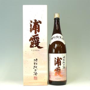 浦霞 特別純米酒 1.8L  [803]