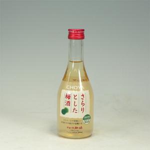 蝶矢 さらりとした梅酒 300ml  [80329]