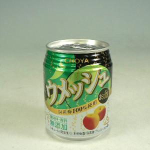 蝶矢 ウメッシュ 缶 250ml  [80332]
