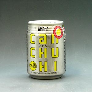 タカラCANチューハイレモン 250ml  [80451]