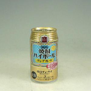 宝 焼酎ハイボール グレープフルーツ 350ml  [80509]