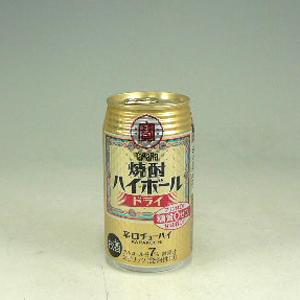 宝 焼酎ハイボール ドライ 350ml  [80511]