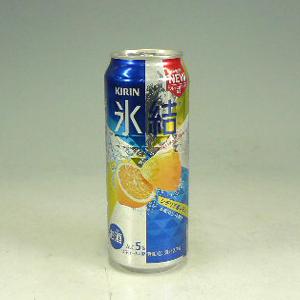 キリン 氷結 レモン 500ml  [80572]