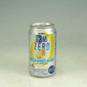 キリン 氷結ゼロ レモン 350ml  [80593]