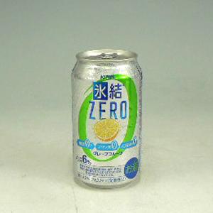 キリン 氷結ゼロ グレープフルーツ 350ml  [80594]