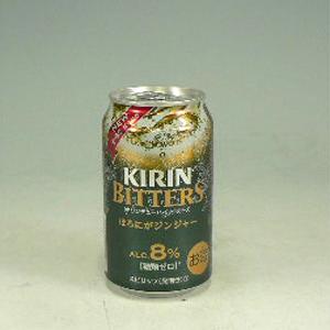 キリン ビターズ ほろにがジンジャー 350ml  [80640]