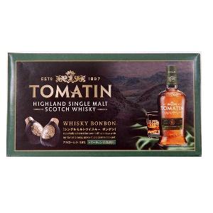 トマーティン  ウイスキーボンボン 10個入  [8081]