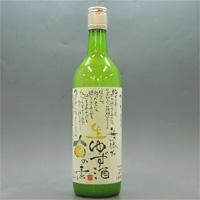 生ゆず酒の素 21度 720ml   [80937]