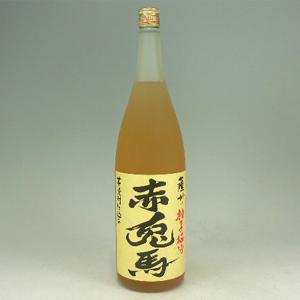 赤兎馬 柚子梅酒 14° 濵田酒造1.8L  [80979]