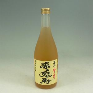赤兎馬 柚子梅酒 14° �髭田酒造720ml  [80980]