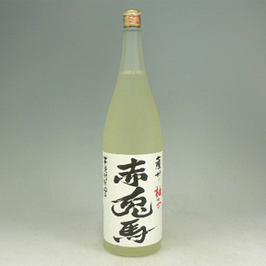赤兎馬 柚子 14°   濵田酒造1.8L  [80981]