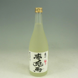 赤兎馬 柚子 14°   ?田酒造720ml  [80982]