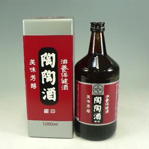 陶々酒 銀印 1L  [81031]