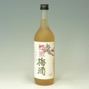 紀州 蜂蜜梅酒 12度 720ml 和歌山県  [81188]