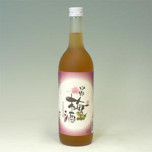 中野 梅酒 720ml 14度 和歌山県  [81192]