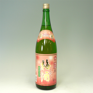 タカラボシ梅酒 ハチミツ 14度 1800ml 鹿児島県  [81197]