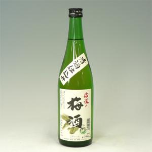 信濃の梅酒 720ml 14度 長野県  [81198]