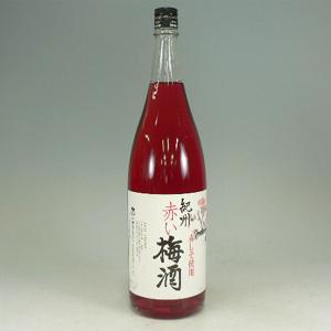 中野BC 赤い梅酒 1.8L  [81201]