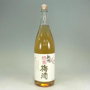 中野BC 紀州 蜂蜜梅酒 1.8L  [81205]
