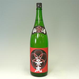越乃景虎 梅酒  1800ml 12度 新潟県  [81207]