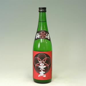 越乃景虎 梅酒  720ml 12度 新潟県  [81208]