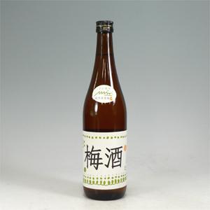 立山梅酒 本醸造仕込み 720ml 11度 富山県  [81211]