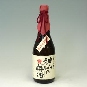 長期7年貯蔵 神山の梅酒 720ml 14度 徳島県  [81218]