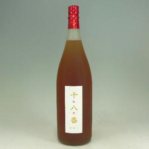 紅乙女 十八番梅酒 18°   1.8L  [81239]