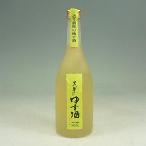 黒牛 仕立て ゆず酒     720ml  [81292]