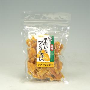 健康いきいき 不揃いなマンゴーちゃん 160g  [8403]
