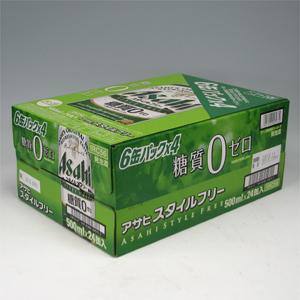 アサヒ スタイルフリー L缶 500ml×24  [852146]