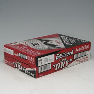 アサヒ スーパーDRY 超ミニ缶 135mlX24  [852152]