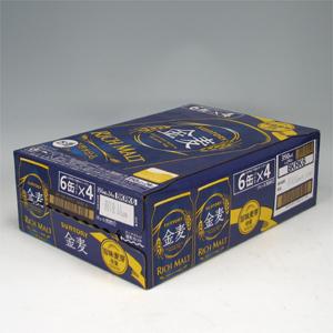 サントリー 金麦 R缶 350ml×24  [852381]