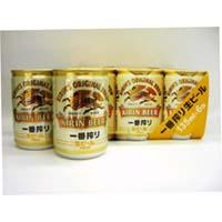 キリン 一番搾り 超ミニ缶 135mlX6P  [862029]