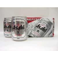 アサヒ スーパーDRY ミニ缶 250mlX6P  [862150]