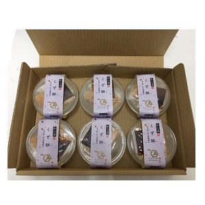 徳島産業 和三盆のくず餅 カップ 120g×6個入  [869071]